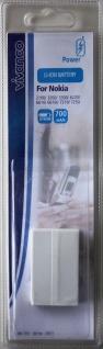 Vivanco Akku für Nokia 6220 6610 6610i 7210 7250 8910 8910i 2100 3200 3300 BLD-3 - Vorschau