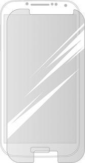 Cellux Displayschutzfolien für Samsung Galaxy S4 transparent 3er Set