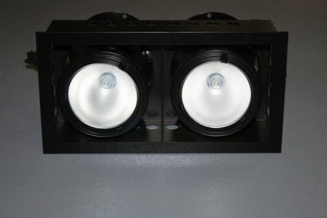 Erco Profi Strahler Linsenwand-Fluter Lightcast 500W GY 9, 5 Laden Beleuchtung