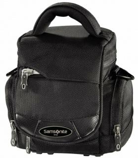 Samsonite Trekking DLX90 Kamera-Tasche Case für Systemkamera DSLM Camcorder DSLR