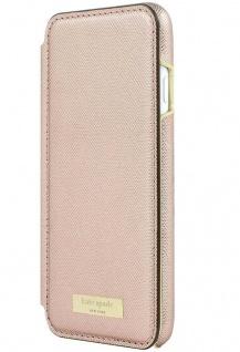 Kate Spade New York Folio Tasche Cover Case Hülle Etui für Apple iPhone 7 + 8