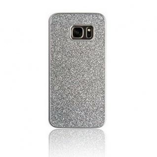 Spada Glitter Case Tasche Smart Schutz-Hülle Snap-On für Samsung Galaxy S7