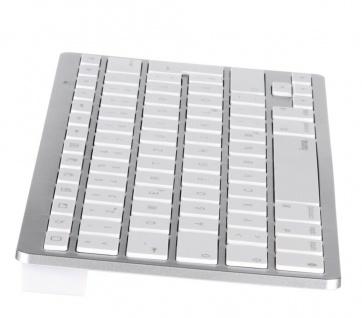 Hama Bluetooth Tastatur BT Keyboard für Apple iPhone XS XR X 8 7 6s 6 SE / Plus - Vorschau 2