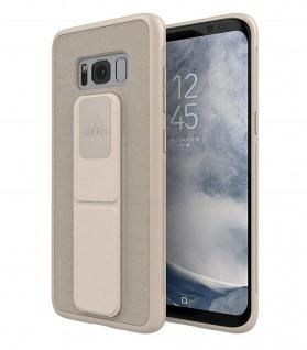 Adidas Grip Case Ständer Hard-Cover Tasche Schutz-Hülle für Samsung Galaxy S8+ - Vorschau 2