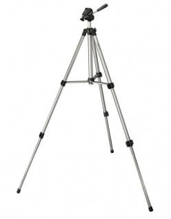 Hama Dreibein-Stativ Star 20 125cm 3D 3-Wege-Kopf Kamera-Stativ Foto-Stativ