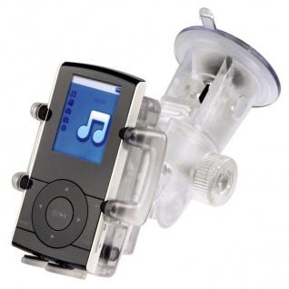 Hama Universal Halterung Saugnapf MP3-Halter Kfz PKW LKW Auto für MP4 MP3-Player
