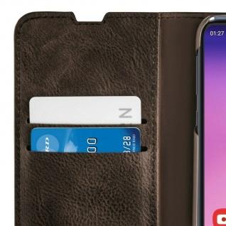 Hama Booklet Klapp-Tasche Hülle Flip-Case Smart-Cover Bag für Samsung Galaxy S10 - Vorschau 5