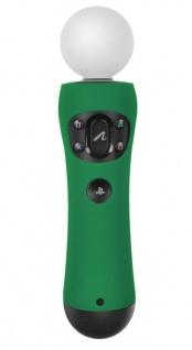 Speedlink Silikon Skin Hülle Tasche Case für Sony PS3 PS4 Move Motion Controller