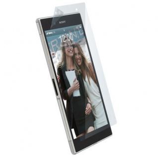Krusell Display Schutz Folie Schutzfolie für Sony XPERIA Z ultra XL39H Screen