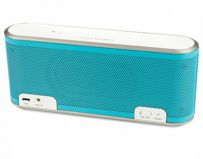 Monster Clarity HD Micro Lautsprecher-Abdeckung Cover Grills Blue ClarityHD - Vorschau 2