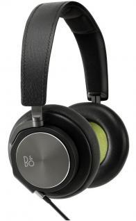 B&O Play by Bang & Olufsen H6 Black Premium Over-Ear Headset Kopfhörer Headphone