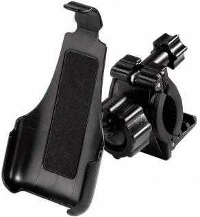 Hama Motorrad-Halterung Motorrad-Halter für Apple iPhone 3G 3GS Fahrrad Navi etc