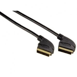 Hama PROFI Scart-Kabel 1, 5m Verbindungskabel Anschlusskabel für TV VCR Sat etc