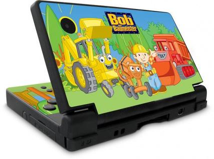 Schutz-Folie Aufkleber Sticker Cover Bob der Baumeister M4 für Nintendo DSi NDS