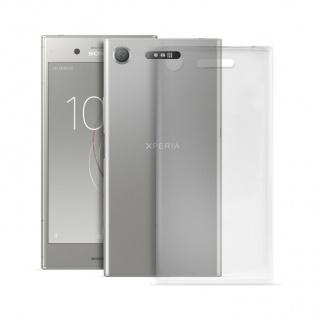 Puro Ultra Slim 0.3 Nude Cover TPU Case Schutz-Hülle Klar für Sony Xperia XZs