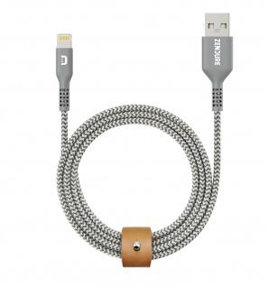 Zendure HQ Lightning-Kabel USB-Kabel 1m Ladekabel Daten-Kabel für Apple MFI