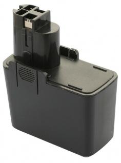 Patona Ersatz Akku 9, 6V 1500mAh für Bosch Bosch 2 607 335 035 607 335 037 BAT001 - Vorschau 2
