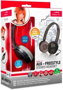 Speedlink AUX Headset Mikrofon Gaming Kopfhörer für Sony PS4 4 PSN Chat PS VR - Vorschau 5
