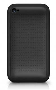 XtremeMac Schutz Cover schwarz Hülle Case Bag Schale für Apple iPod Touch 4 4G