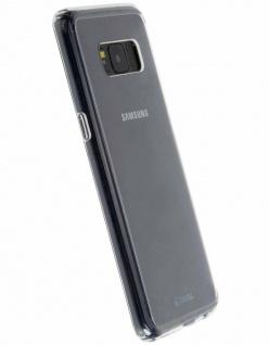 Krusell Cover Klar Hard-Case Schale Hülle Tasche Bumper für Samsung Galaxy S8