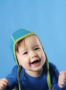 Tragwerk Mütze Hobbes Nicki Himbeere 50-74 Junge Mädchen Baby-Mütze Kindermütze