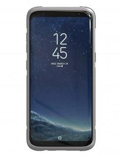 Adidas Solo Black Cover Hard-Case Tasche Schutz-Hülle Box für Samsung Galaxy S8 - Vorschau 4