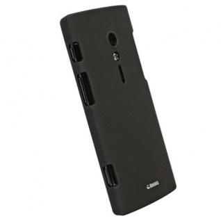Krusell Cover Hard-Case für Sony XPERIA Ion LT28i LT28h Schutz-Hülle Box Schale