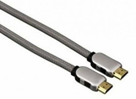Hama HDMI High Speed Kabel Stecker Adapter Ethernet vergolde Stecker 1, 5m