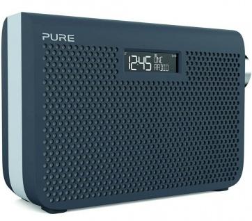 Pure One Midi Series 3s Digital-Radio DAB+ FM UKW Küchen-Radio Display Wecker