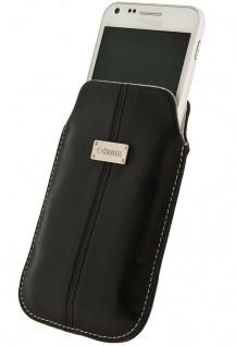 Krusell Luna Universal Leder Handy-Tasche Schutz-Hülle Case Etui Sleeve Cover
