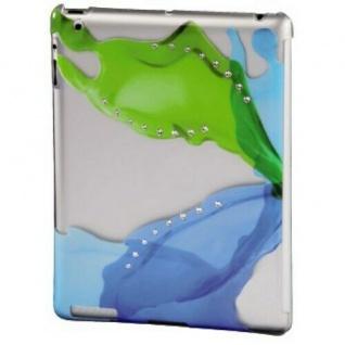 White Diamonds Liquids Cover Schutz-Hülle Smart Case Tasche für Apple iPad 2 3 4