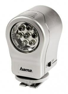 Hama LED-Leuchte Magnum Digi-Light Kamera-Licht Video-Leuchte für DSLR SLR Foto