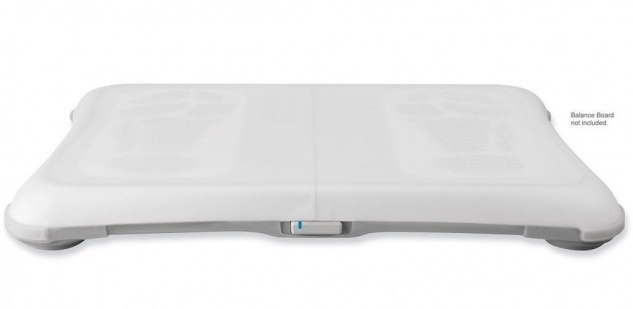 SL Silikon Skin Hülle Cover Tasche für Nintendo Wii U / Wii WiiFit Balance Board