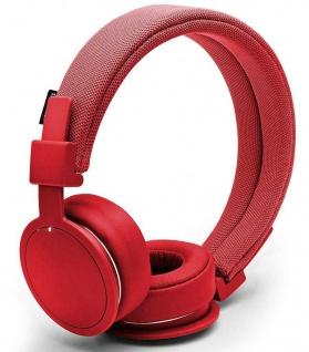 Urbanears Plattan ADV Wireless Bluetooth Headset Tomato Drahtloser Kopfhörer