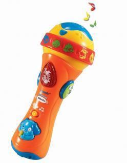 Vtech Baby Singspaß Mikrofon Mikro Kinder Lern-Spielzeug Singen Musik Tiere etc
