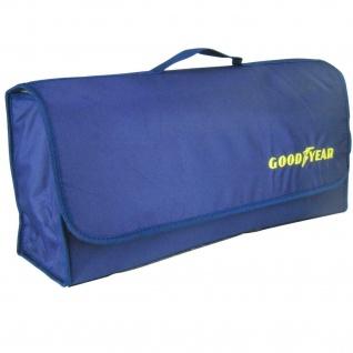 GoodYear Kofferraum Organizer Kofferraum-Tasche Auto-Tasche Box KFZ PKW