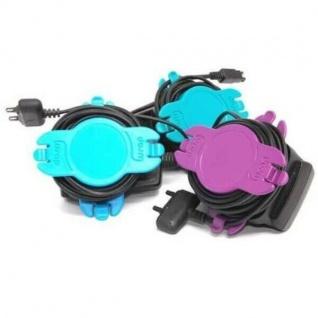 Hama 3x Set Coiling Winder Kabel-Trommel Kabelbinder für Kamera Handy Konsole