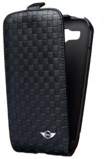 MINI Flip-Cover Klapp-Tasche Schutz-Hülle Case Etui für Samsung Galaxy S3 SIII