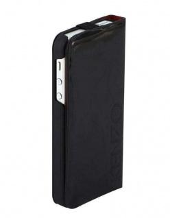 Kenzo Booklet Cover Klapp-Tasche Schutz-Hülle Case Etui für Apple iPhone 5 5s SE