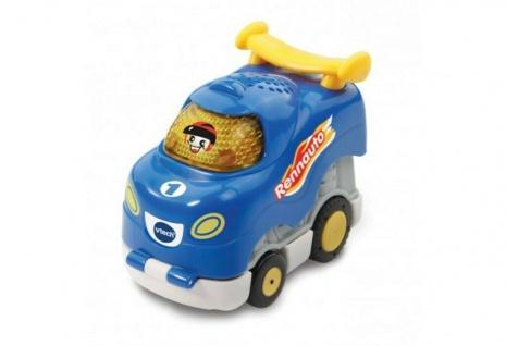 Vtech Tut Tut Baby Flitzer Press & Go Renn-Auto Fahrzeug PKW Lern-Spielzeug