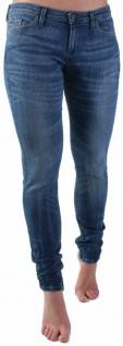 Original Levi's Damen Jegging Heavy mittel-blau Jeans Woman versch. Größen