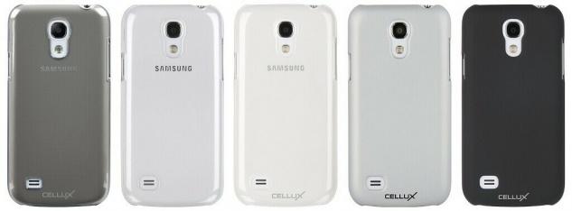Cellux Back Hard-Case Tasche Handy Schutz-Hülle Cover für Samsung Galaxy S4 mini