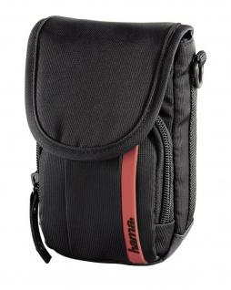 Hama Nashville Kamera-Tasche Schutz-Hülle Soft-Case Cover Foto-Etui Camera-Bag