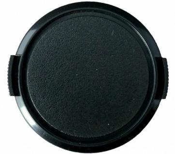 Objektiv-Deckel Snap 55mm Aufsteck-Fassung Deckel für Objektiv DSLR DSLM SLR etc