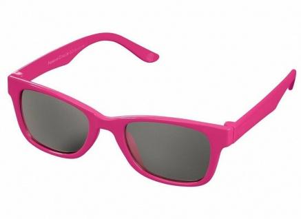 Hama Kinder 3D Brille passiv Polfilterbrille Kids rosa für HD 3D-TV Kino RealD