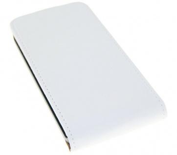 Patona Slim Flip Klapp-Tasche Schutz-Hülle Cover Case für Samsung Galaxy S5 mini