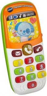 Vtech Tierchen Lern-HandyTier Kinder Smartphone Baby-Telefon Zahlen Spielzeug