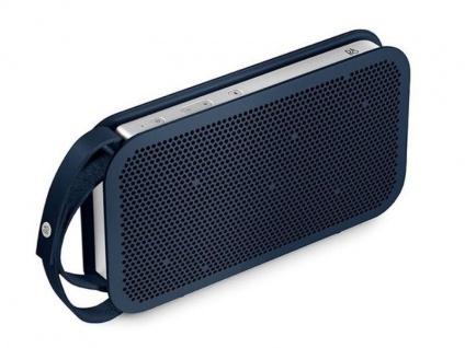 B&O Play by BANG & Olufsen Beoplay A2 Ocean Blue Bluetooth Lautsprecher BT Boxen