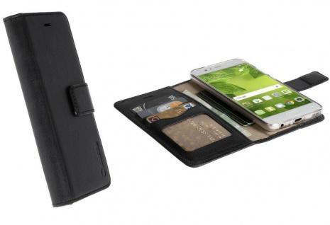 Krusell Folio Wallet Tasche Smart Schutz-Hülle Case Cover Bag für Huawei P10