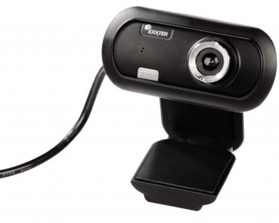 Hama USB HD Webcam EX2 720p 16:9 Kamera Cam Universal Notebook Laptop PC Chat
